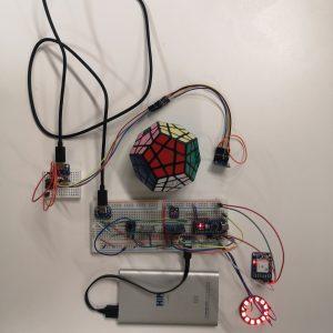 First version of Carver on an Arduino platform
